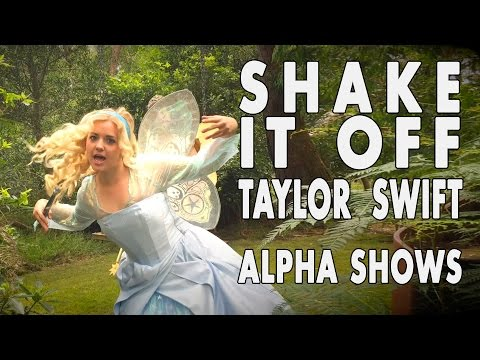 Shake It Off - Taylor Swift - Fairy Floss & Fairy Godmother PARODY Alpha Shows