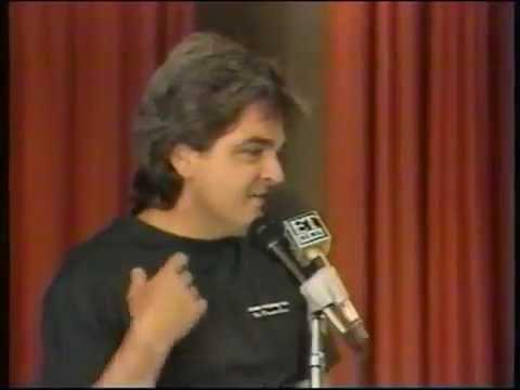 csny-drummer,-dallas-taylor,-profiled-on-entertainment-tonight---1990