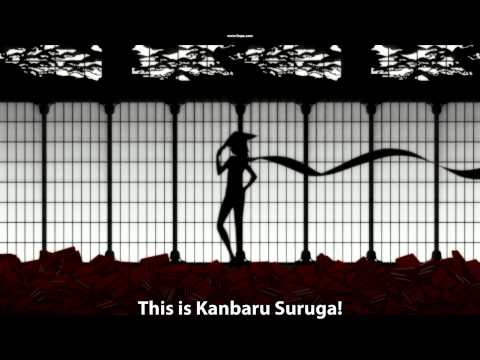 Kanbaru Suruga adorable voice