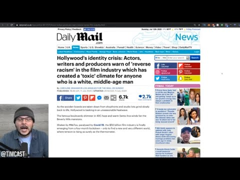 Hollywood Staff PANIC Now That Woke Left Won't Hire Them, You Reap What You Sow