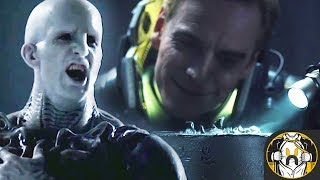 Prometheus: Lesser Known Deleted Scenes You Never Saw - Explained