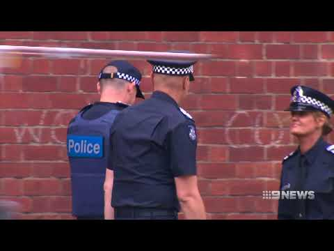 Police uniforms | 9 News Perth