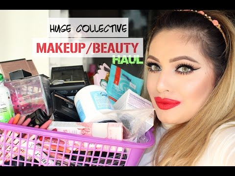 HUGE COLLECTIVE Makeup⎪Beauty Haul ♡ - Smashing Darling x