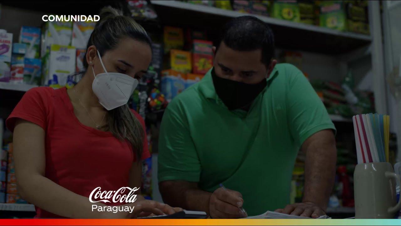 Confianza y respaldo para los pequeños comercios: así acompaña Coca-Cola a sus clientes