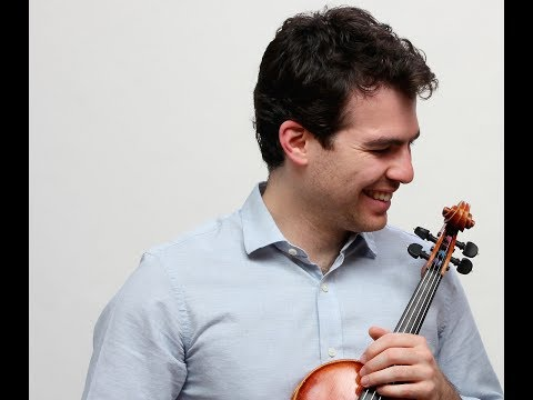 J.S. Bach Cello Suite no.1   Marc Sabbah, viola