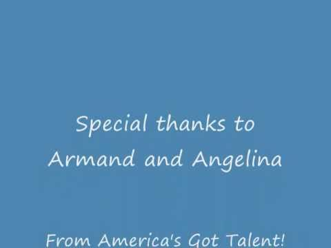 Armand and Angelina from America's Got Talent