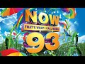 Download NOW That's What I Call Music! 93 Official TV Advert MP3 song and Music Video