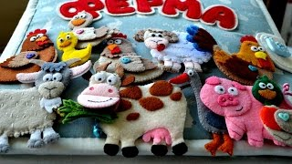 """Quiet book for kids