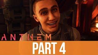 ANTHEM Gameplay Walkthrough Part 4 - HIDDEN RUNES (Full Game)