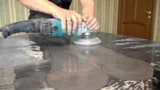 Китайские плиты для бильярдного стола г.Костанай.(Заказать услугу можно на сайте http://billiard.omega-s.kz А также ознакомиться с остальными услугами., 2014-01-27T17:40:22.000Z)