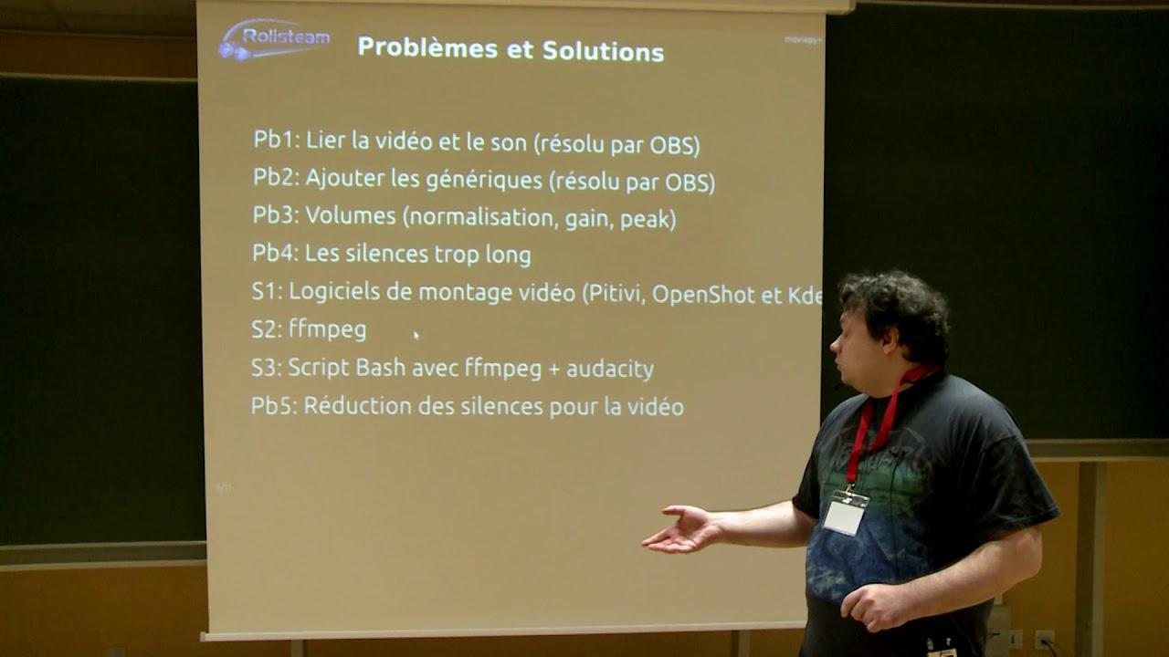 Image from Moviepy: l'édition ou le montage de vidéo par du code python