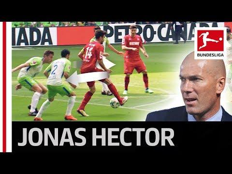 Perfect Zidane Move - Wonder Goal By German International Jonas Hector