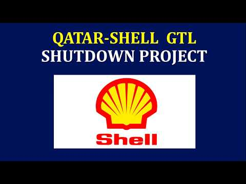 QATAR SHELL  GTL MAJOR TURNAROUND   SHUTDOWN PROJECT