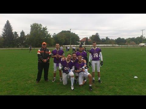Royal Crowns   Senior Flag Football Team 2015   1st tournament