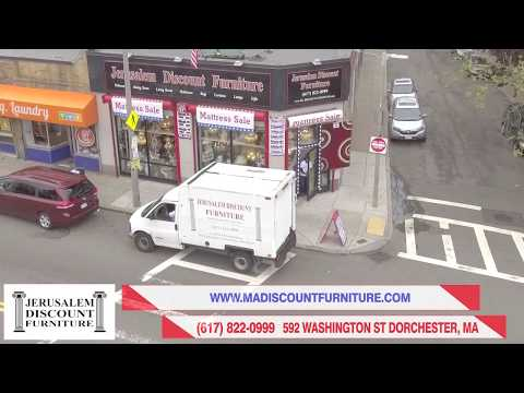 Jerusalem Discount Furniture - Bed Buggs Comercial (Haitian Creole)