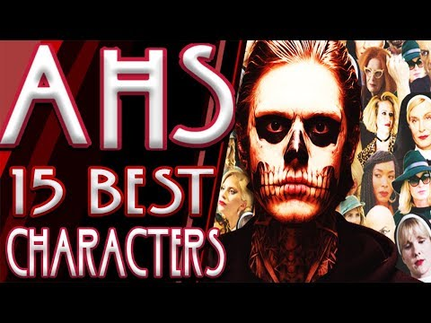 Ranking The 15 Best Characters In American Horror Story