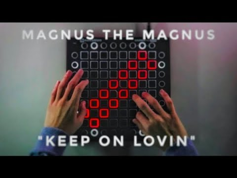 MagnusTheMagnus - Keep On Loving | Launchpad Performance | iPhone X Reveal Song [4K]