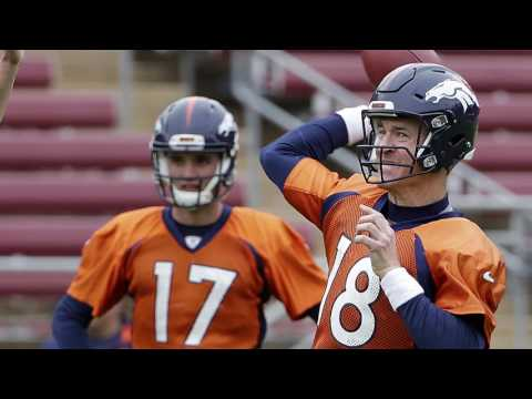 What Browns' Brock Osweiler learned from Peyton Manning