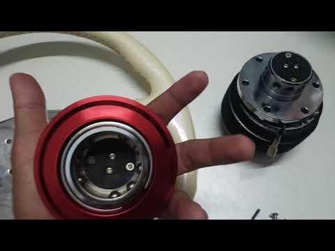 Steering Adapter Quick Release