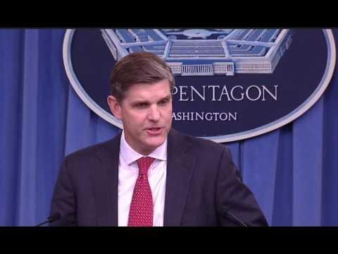 U.S. DEPARTMENT OF DEFENSE Briefing. Nov 22,  2016.