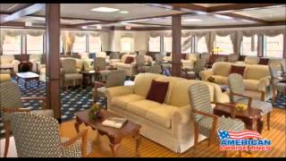 American Cruise Lines small ship cruising in the USA