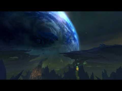 World of Warcraft - реплики Аргуса Порабощённого