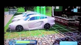 Rated R Tutorial: Sims 3 PS3 Master Architect and Buy A Car Trophy