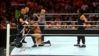 Roman Reigns vs Batista   WWE Raw 05 12 14 Full Match HD
