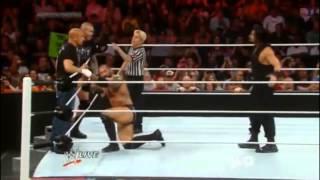 Roman Reigns vs Batista   WWE Raw 05 12 14 Full Match HD