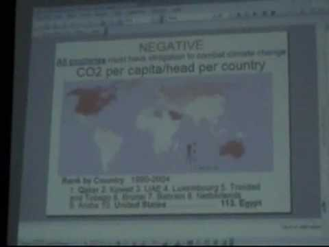 SCLS, Egypt: TPS Global Debate - March 2009