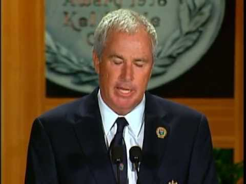 2007 Induction: Curtis Strange