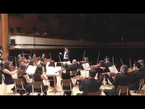 Stravinsky Apollon Musagete Rysanov Conducting
