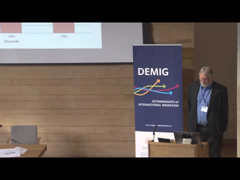 Douglas Massey: International migration in theory and practi