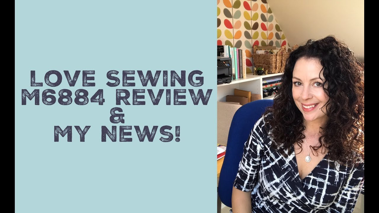 Love sewing magazine m6884 review and my news youtube love sewing magazine m6884 review and my news jeuxipadfo Image collections