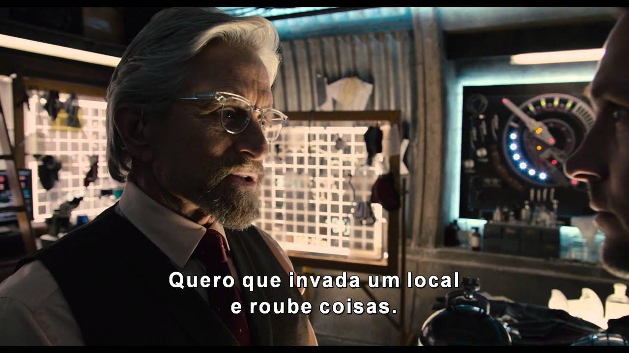 Homem-Formiga - Trailer 1 Legendado 16 de Julho nos Cinemas