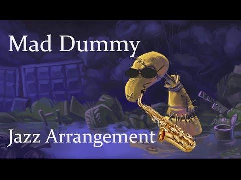 Undertale - Mad Dummy (Dummy Theme) Jazz Arrangement