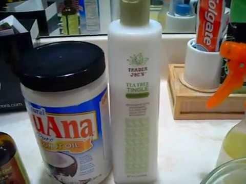 Deep Conditioner Tea Tree Mix Coconut Oil Jamaican Black ...
