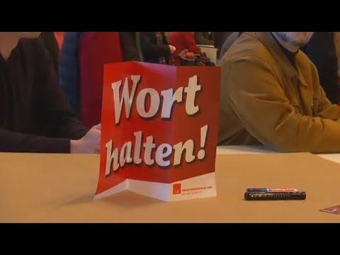 SPD zerbröselt: Sozialdemokraten in bundesweiter Umfrage erstmals hinter AfD welt