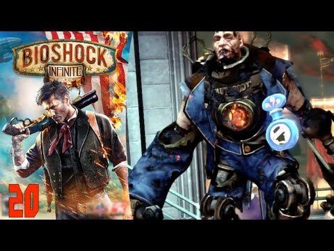 Bioshock Infinite Playthrough/Walkthrough Part 20 - Final Vigor and Skyline Fight!