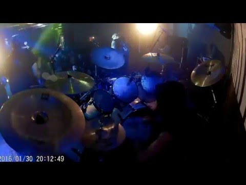 Once Upon A Time In Hell Drum Cam Adrien