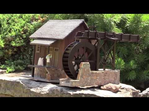 stone-&-cement-technique:-sixes-waterwheel-mill