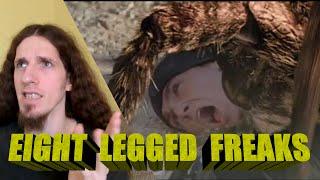 Video Eight Legged Freaks Review download MP3, 3GP, MP4, WEBM, AVI, FLV September 2017