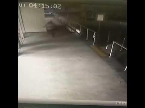 Bandidos arrombam caixa eletrônico em Natal