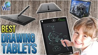 10 Best Drawing Tablets 2018