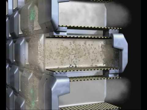 Comment il fonctionne , filtre a particules (FAP)