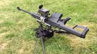 Precision Remotes T192 Remotely Operated Sniper System