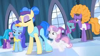 MLP Princess Luna visits ponies dreams