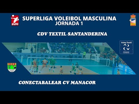 Voley Textil vs Conectabalear CV Manacor