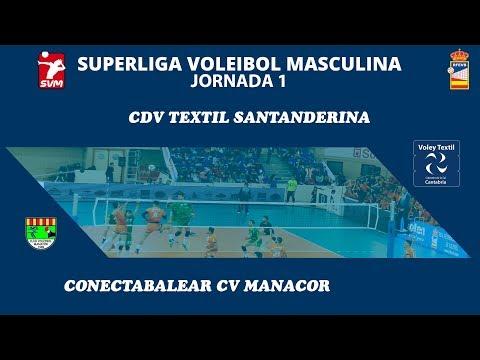 Voley Textil vs Conectabalear CV Manacor