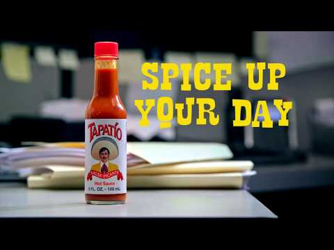 Tapatio Comercial  Office Spice